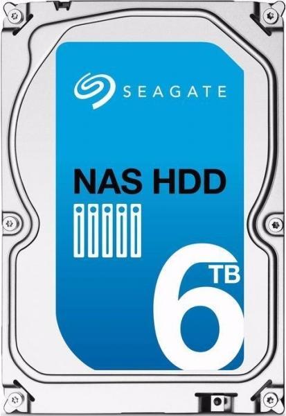 """Seagate NAS HDD 3.5"""" 6Tb (ST6000VN0021) - жесткий диск для сервера"""