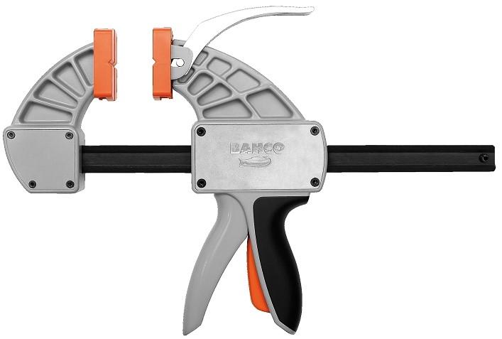 Bahco 150 мм (QCS-150) - струбцина быстрозажимная большого усилия  быстрозажимная струбцина irwin 150