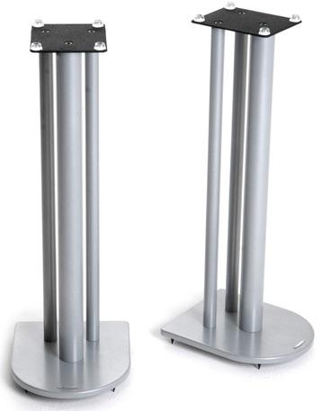 Atacama Nexus 7i - стойка для полочной акустики (Silver Metallic)