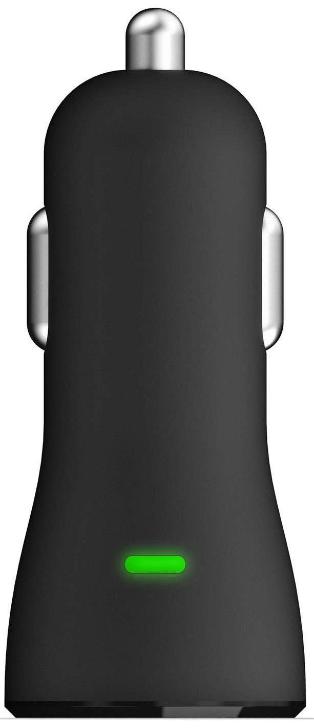 Mophie Single (3361) - автомобильное зарядное устройство (Black)