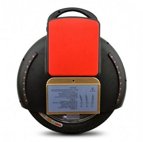 Моноколесо Novelty Electronics W4 15 (Black)
