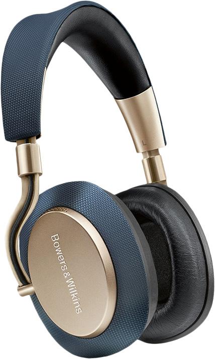 Bluetooth-наушники с микрофоном Bowers & Wilkins PX (Soft Gold)