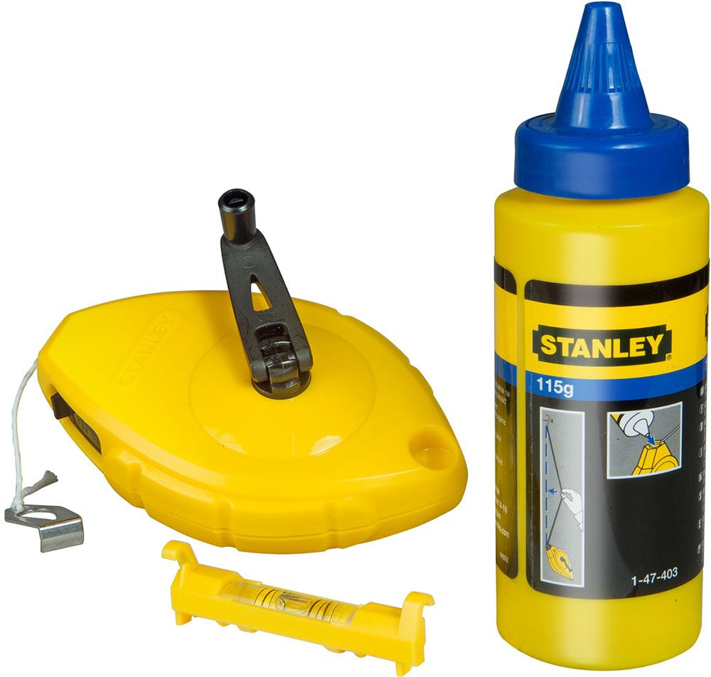 Stanley 0-47-443 - разметочный набор (Yellow)