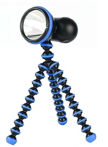 Joby Flashlight Gorillatorch FL-1 (79569) - светодиодный фонарик (Black/Blue)