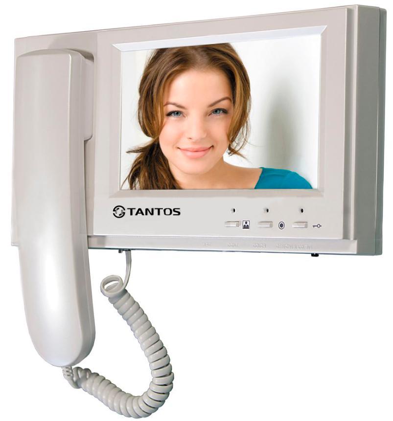 Tantos Loki (XL или VZ) - видеодомофон (White) LOKI (Vizit или XL)