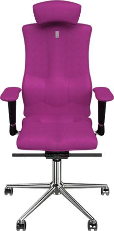 Компьютерное кресло Kulik System Elegance 1007 (Pink) фото