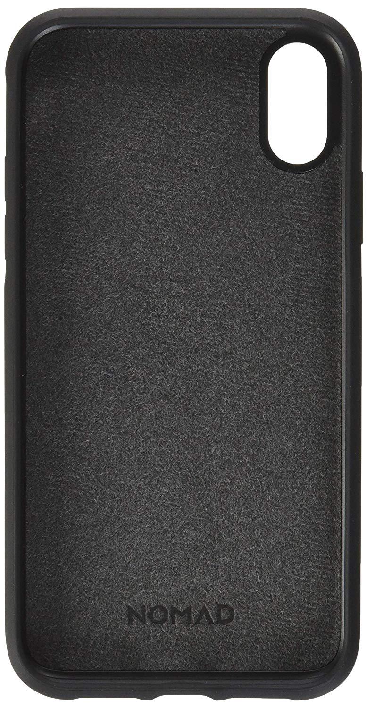Чехол Nomad Rugged Leather Case V2 (NM21FR0000) для iPhone Xs (Brown)