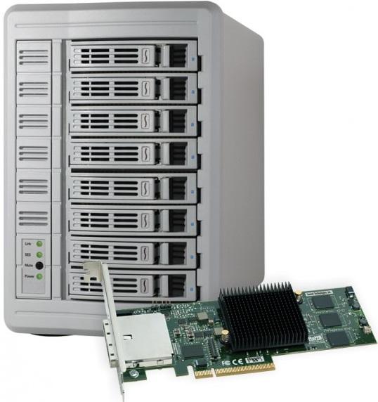 Fusion DX800RAID FUS-DX8MR-0TB