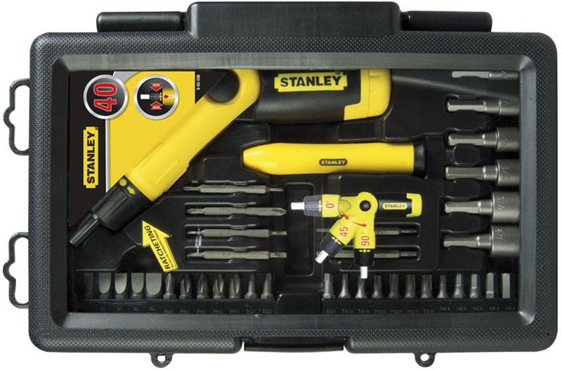 Stanley Pistol Grip Ratchet 0-63-038