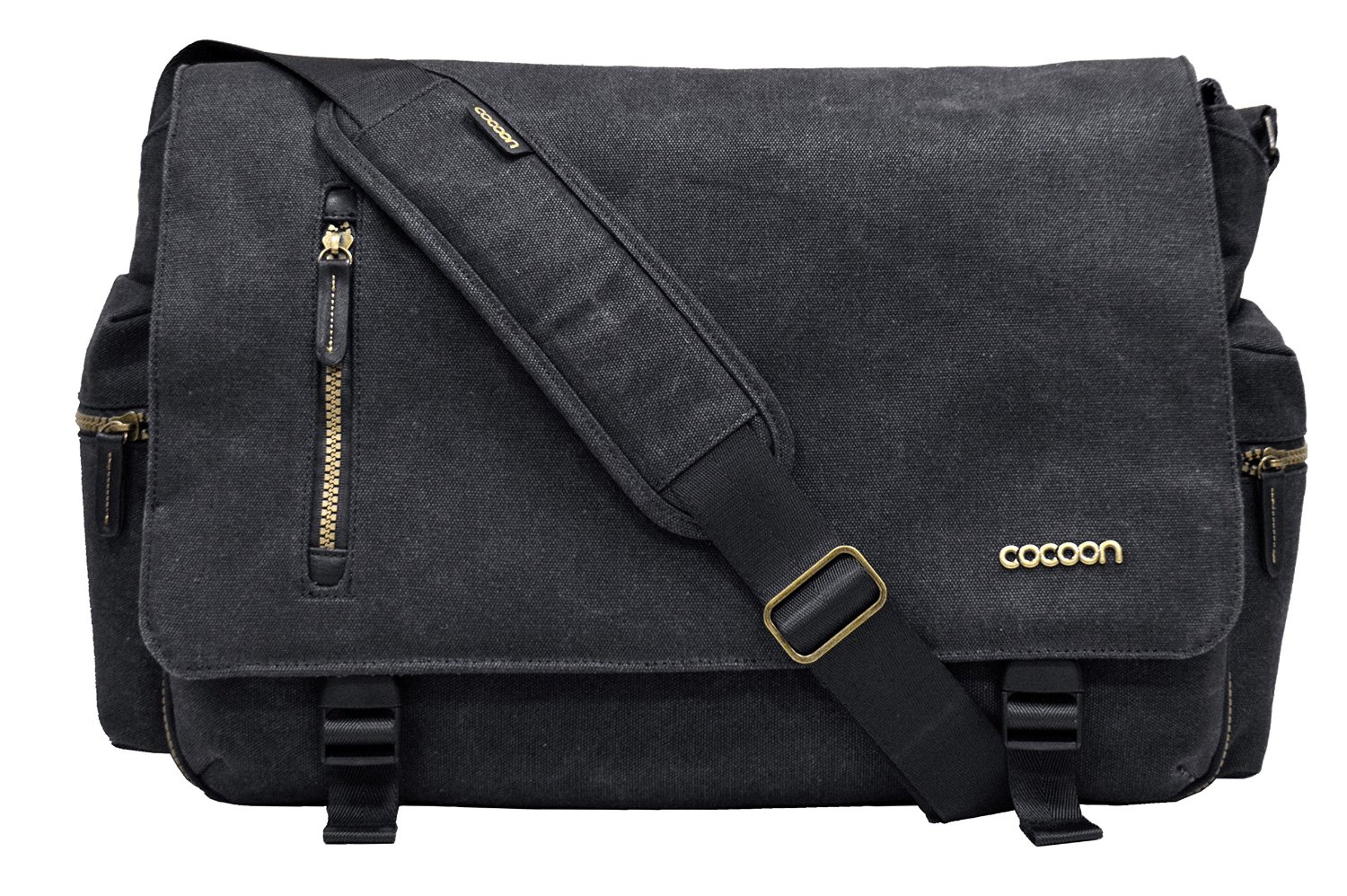 Urban Adventure Messenger Bag