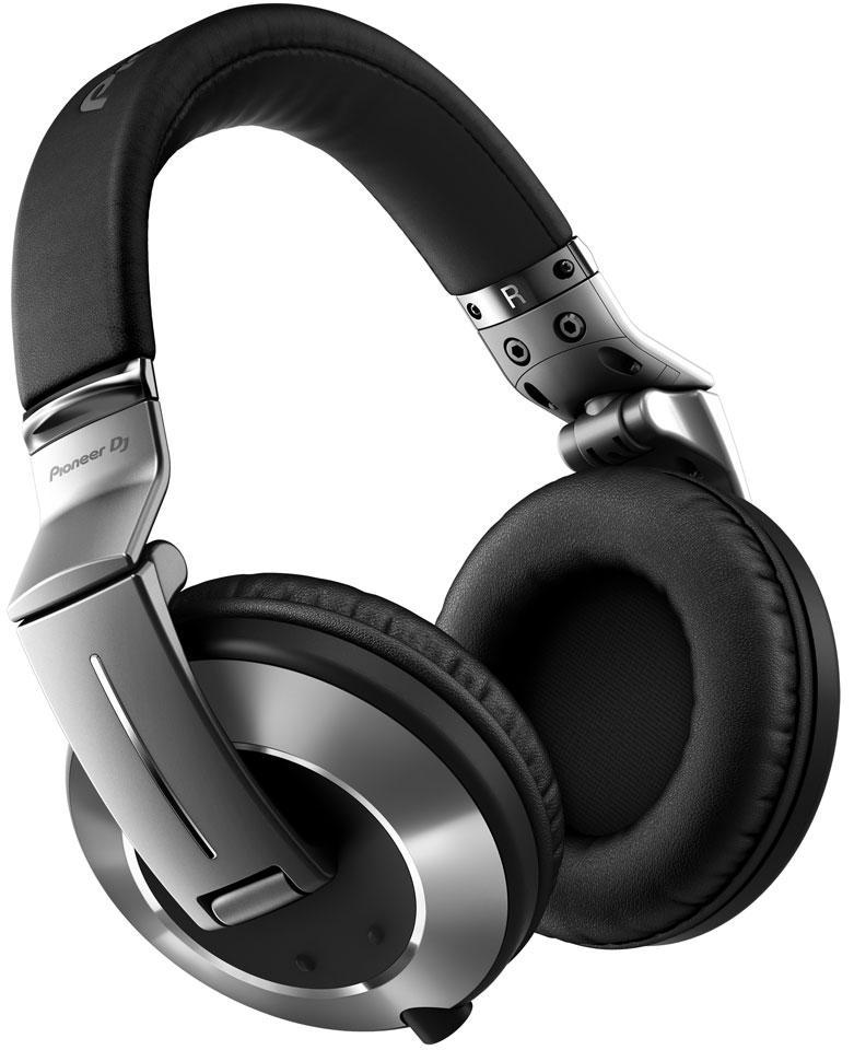 Купить Pioneer HDJ-2000MK2-S - мониторные наушники (Silver)