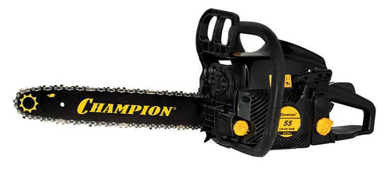 Champion 55-18 - бензопила (Black)Бензопилы<br>Бензопила<br>