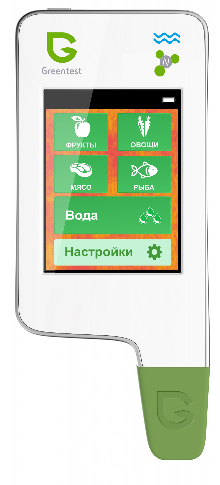 Нитратомер Greentest 3 (KIT FB 0133)