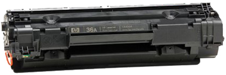 HP 36A (CB436A) - картридж для принтеров HP LaserJet P1505/M1522/M1120 (Black)