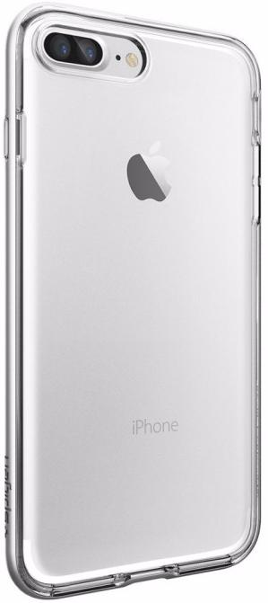 Spigen Neo Hybrid Crystal (043CS20684) - чехол для iPhone 7 Plus (Silver) чехол накладка чехол накладка iphone 6 6s 4 7 lims sgp spigen стиль 1 580075