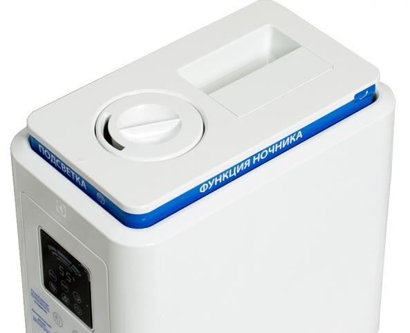 Electrolux EHU - 1020D