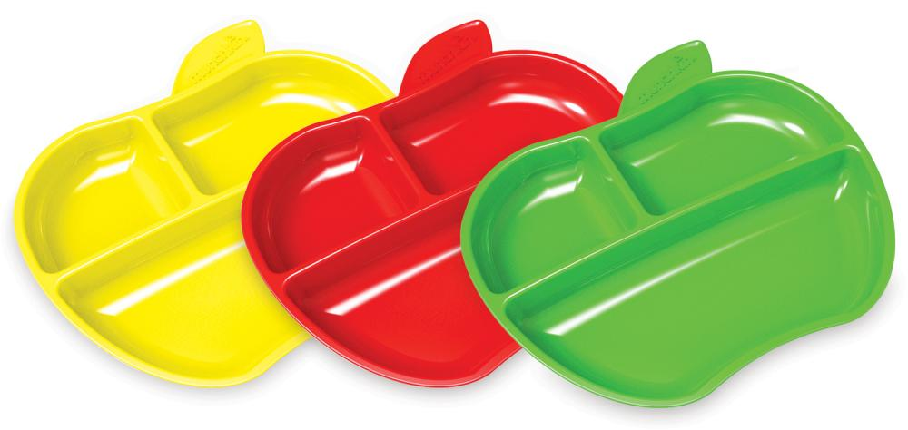 Lil Apple plates