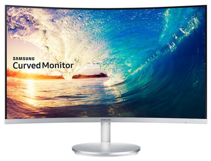 """все цены на  Монитор 27"""" Samsung C27F591FDI TFT VA (LC27F591FDIXCI)  онлайн"""