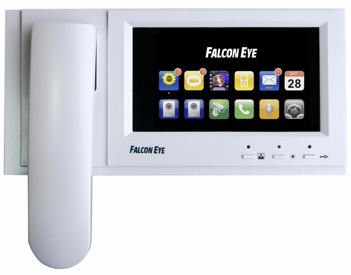 Falcon Eye FE-71TM - видеодомофон (White)