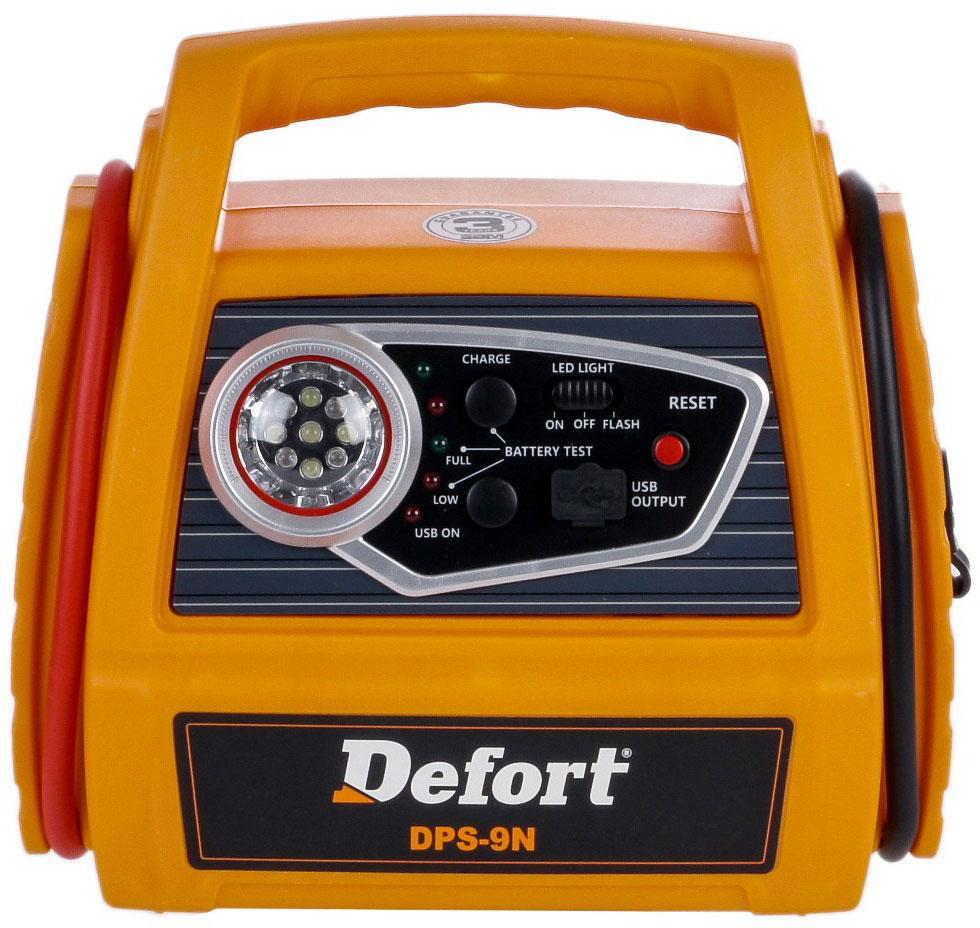 Defort DPS-9N (98293937) - энергетическая станция (Orange)