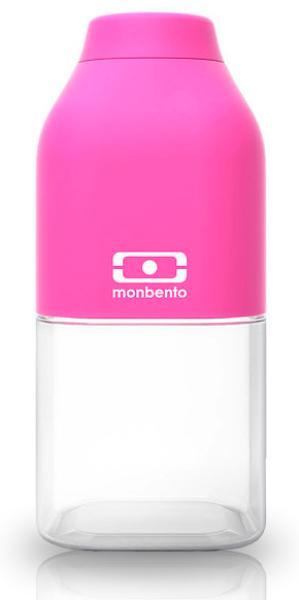 Monbento Positive 0,33 л - многоразовая бутылка (Pink)
