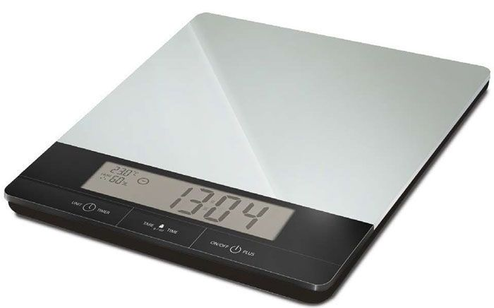 CASO I10 - весы кухонные (Silver)  caso f10