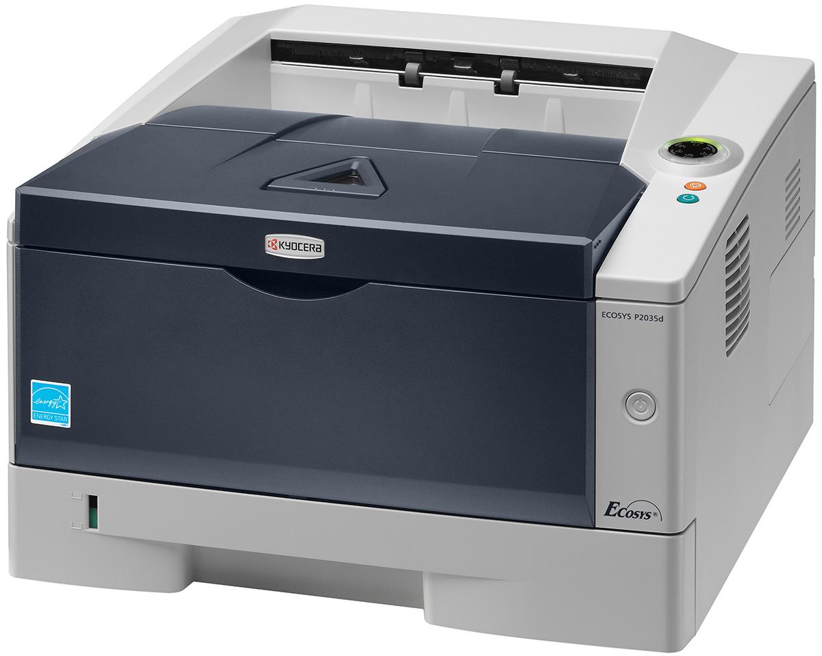 Kyocera Ecosys P2035D (1102PG3NL0) - лазерный принтер (Black/White)