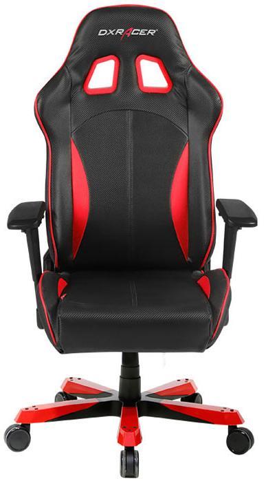 DXRacer King OH/KS57/NR - компьютерное игровое кресло (Red)