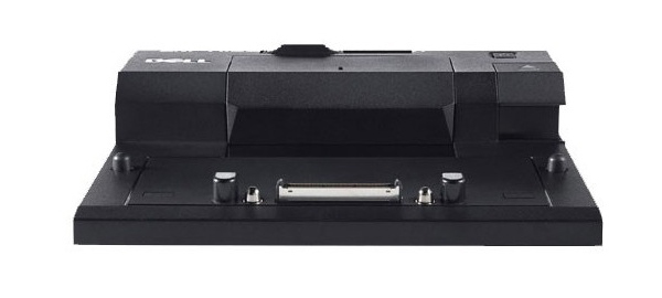 dell Док станция Dell Port Replicator Euro Advanced II 130W, USB 3.0 452-11415 (Black)