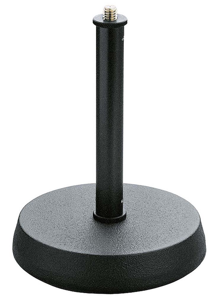 Konig & Meyer 23200-300-55 - настольная микрофонная стойка (Black)