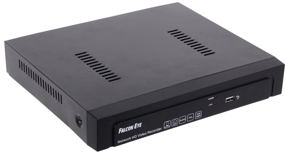 Falcon Eye (FE-NR-5109) - IP-видеорегистратор (Black)