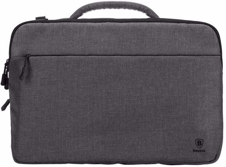 Baseus Protective Handbag (LTAPMCBK-ST01) - сумка для ноутбука 15'' (Grey)
