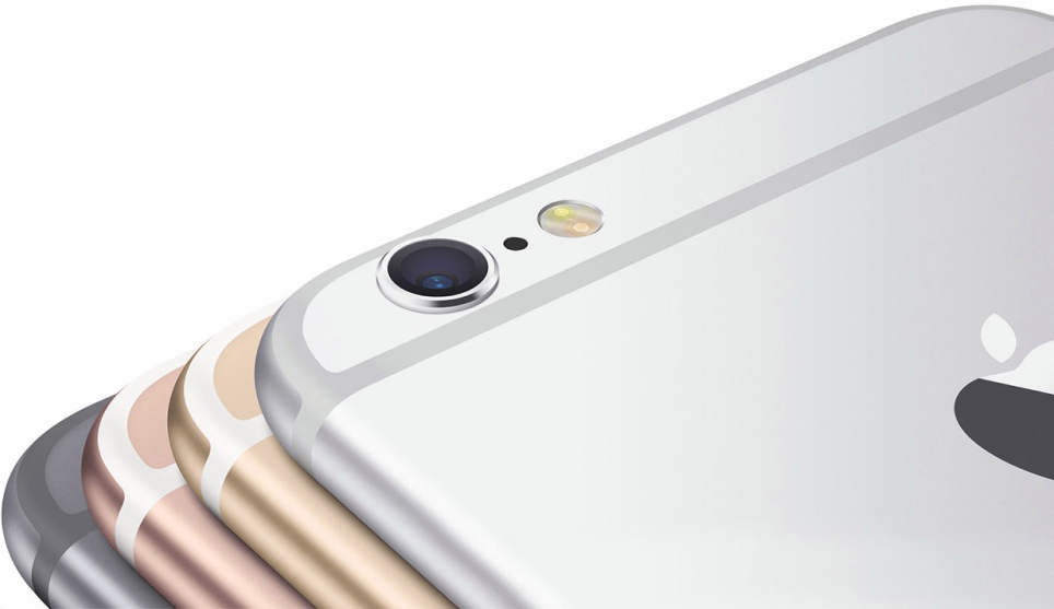 Apple iPhone 6S Plus Demo