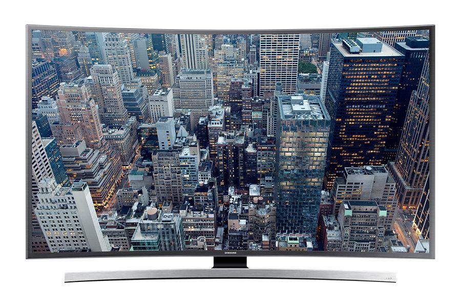 Samsung UE55JU6600UXRU - LED-телевизор (Black)Телевизоры 4K<br>LED-телевизор<br>