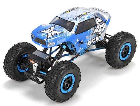 ECX Temper Rock Crawler 1:24 - радиоуправляемый автомобиль (Blue) ECX00012T2