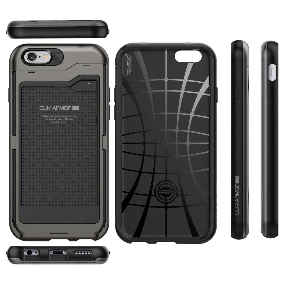 "Spigen Slim Armor CS (SGP10966) - чехол для iPhone 6 4.7"" (Mint)"