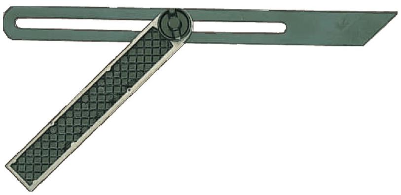 Bahco 9572-250 - малка (Green)