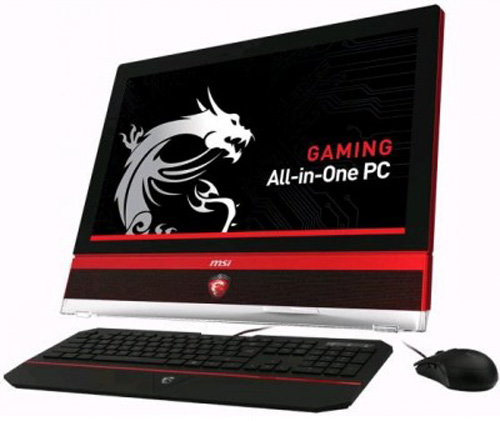 "Моноблок MSI AG270 2QC-066RU 27"", Intel Core i5 4210HQ 2.9 GHz, 8 Gb, 1000 Gb (9S6-AF1811-066)"