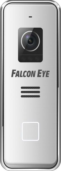 Falcon Eye FE-ipanel 2 - вызывная панель (Silver)