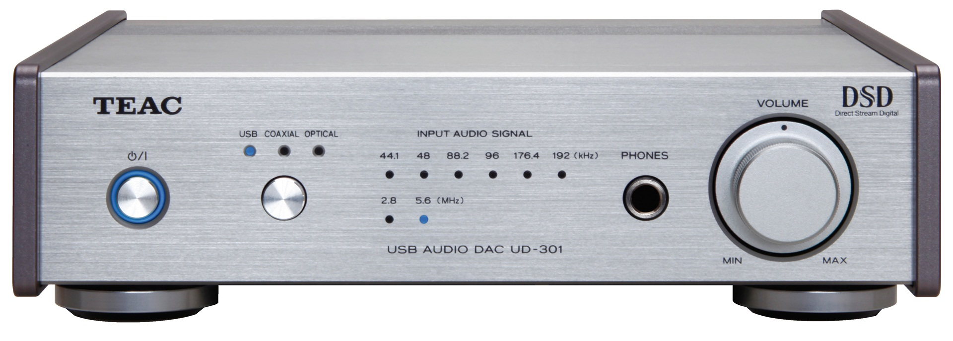 TEAC Headphone Amplifier UD-301