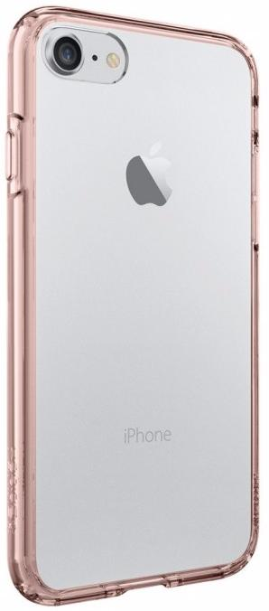 Spigen Ultra Hybrid (042CS20445) - чехол для iPhone 7 (Rose Crystal) чехол накладка iphone 6 6s 4 7 lims sgp spigen стиль 8 580082