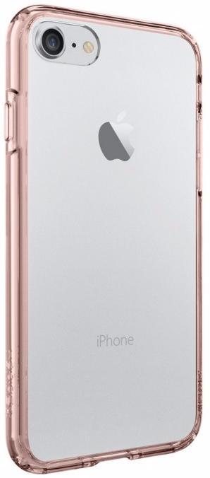 Spigen Ultra Hybrid (042CS20445) - чехол для iPhone 7 (Rose Crystal) чехол накладка 580076 iphone 6 6s 4 7 lims sgp spigen стиль 2