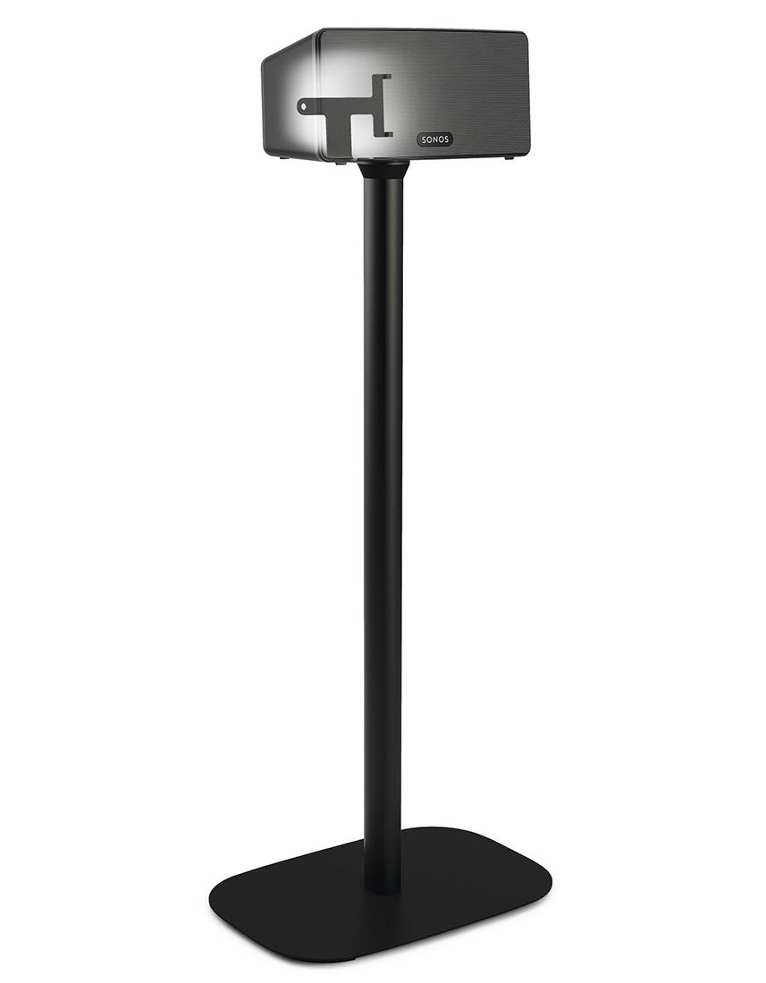 Vogel's Sound 4303 - стойка для акустической системы Sonos Play:3 (Black)