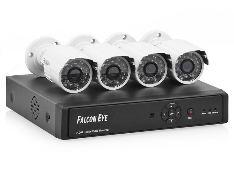 falcon eye Falcon Eye FE-0108D-KIT PRO 8.4 - комплект видеонаблюдения