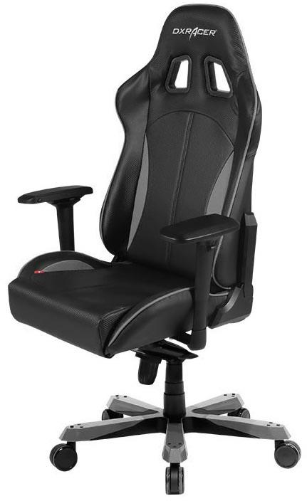 DXRacer King OH/KS57/NG - компьютерное кресло (Black/Grey)