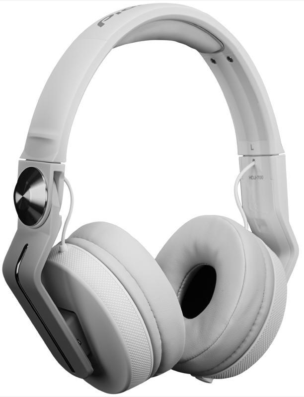 Pioneer HDJ-700-W (A061358) - мониторные наушники (White)