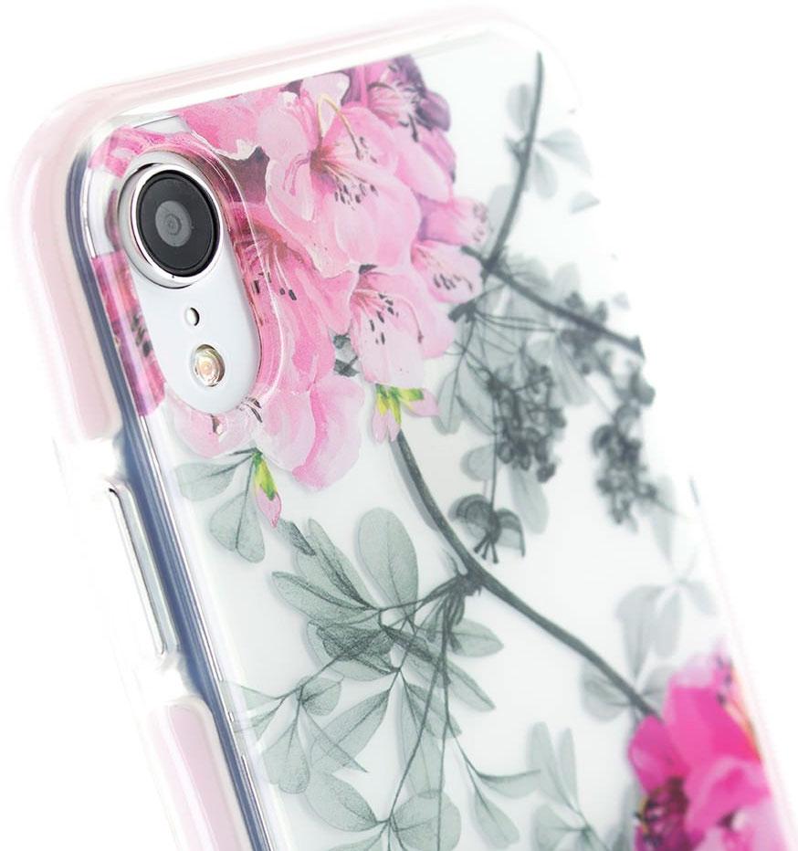 Клип-кейсTed BakerAnti Shock Case (64846) для iPhone XR (Babylon Nickel)