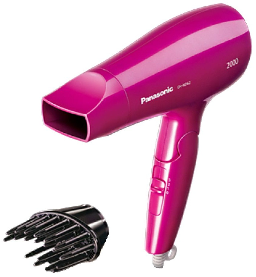 Panasonic EH-ND62VP865 - фен (Dark pink)Фены<br>Фен<br>