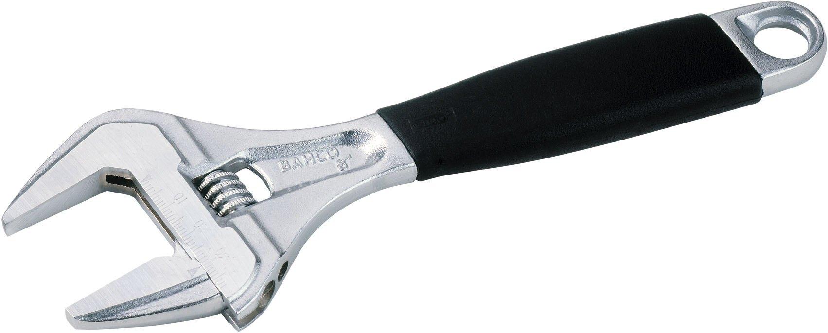 Ergo ключ разводной хромированный truper 20 3 см