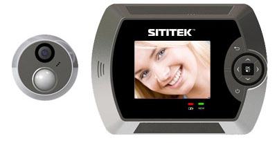 Sititek PentaLux - беспроводной видеоглазок
